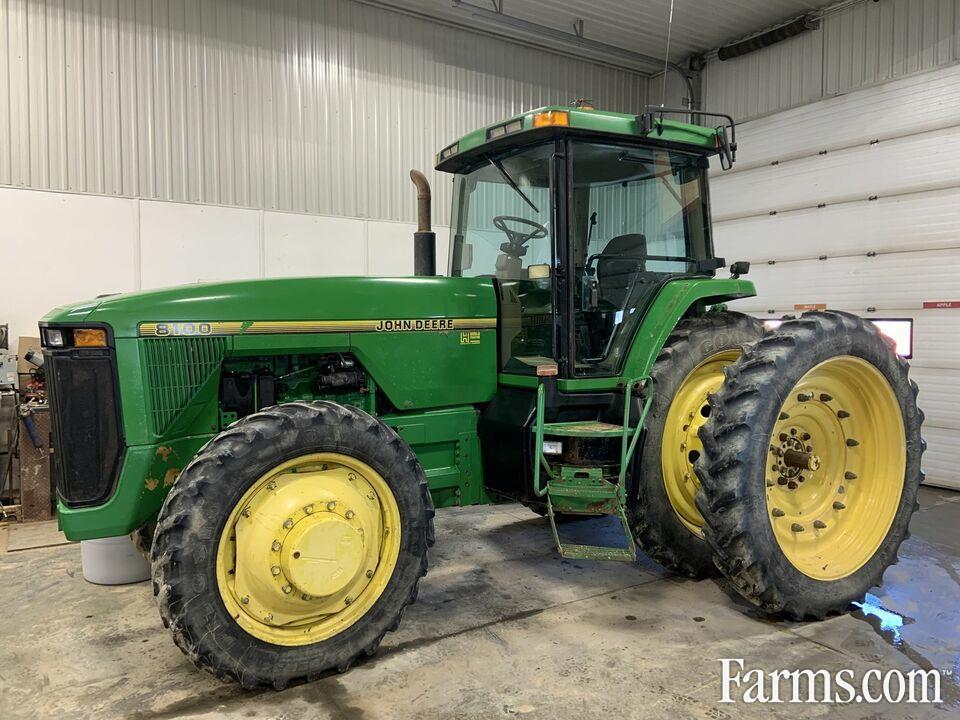 1997 John Deere 8100 Tractor