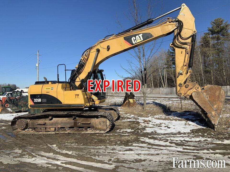 Caterpillar 20 Ton Excavator