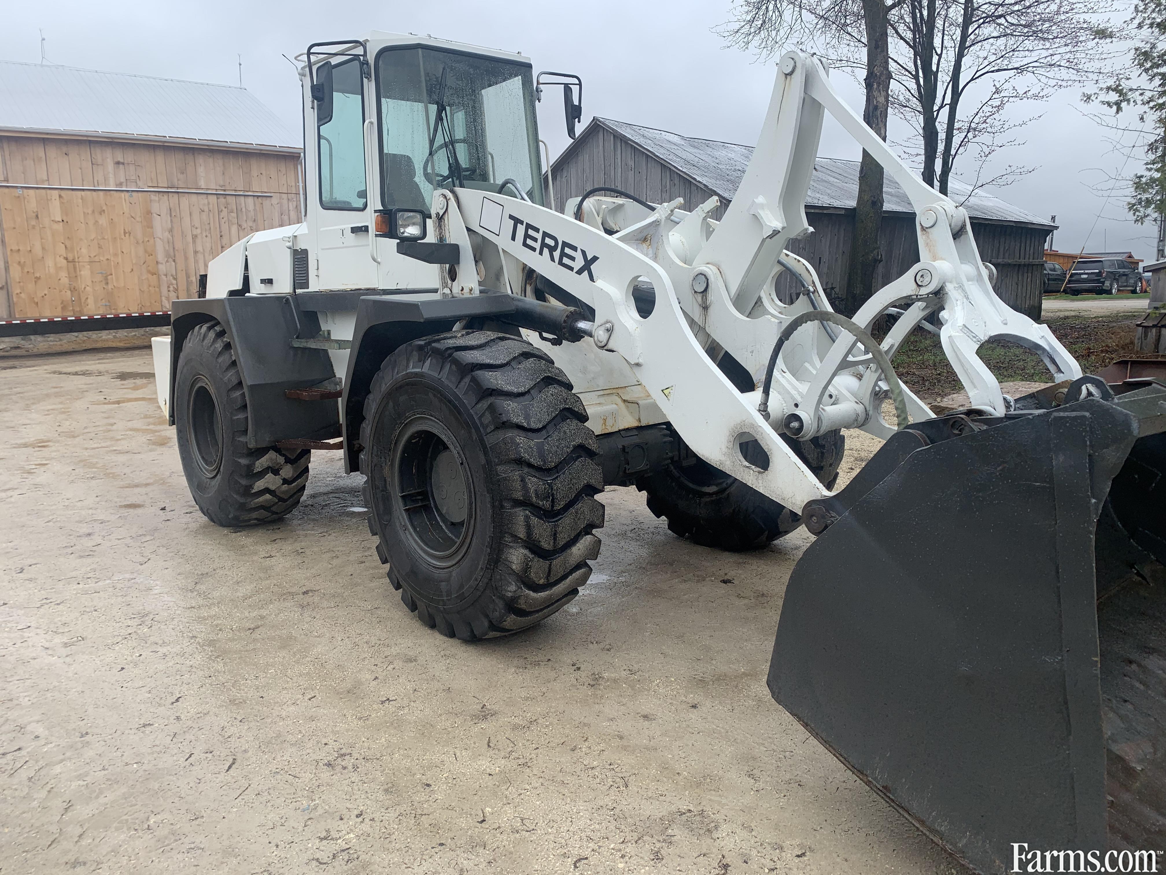 Terex SKL 873 Wheel Loader