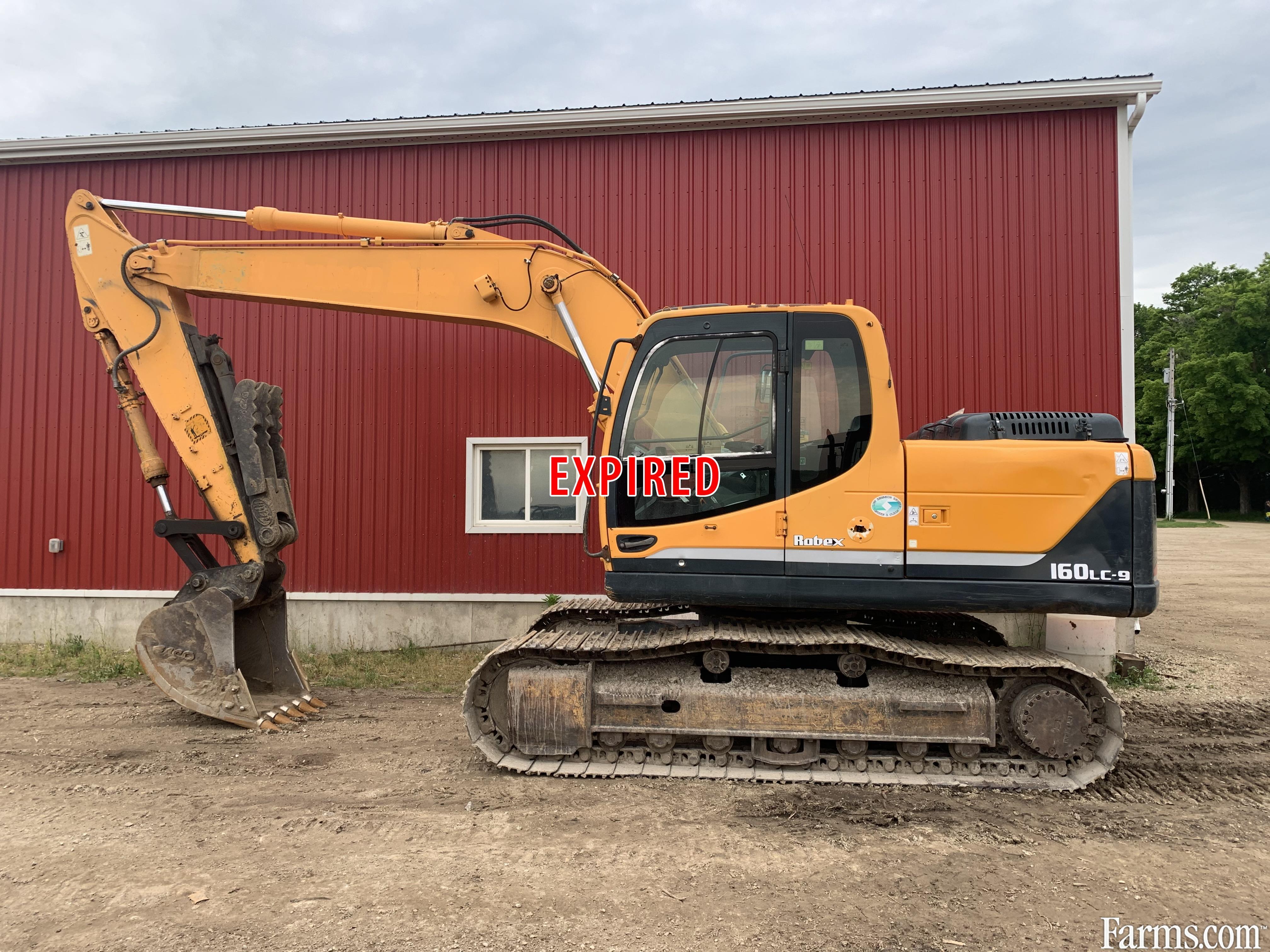 2013 Hyundai 160LC-9 Excavator