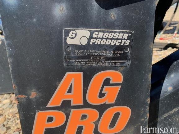 Grouser 2016 Agpro 12-20 Attachments