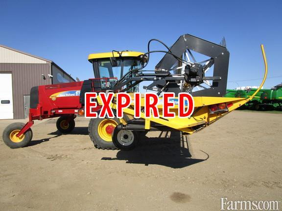 New Holland 2008 H8040 Mower Conditioners / Windrowers