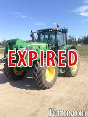 John Deere 2015 6150M Other Tractors