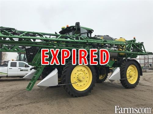 John Deere 2020 R4045 Sprayers - Self Propelled