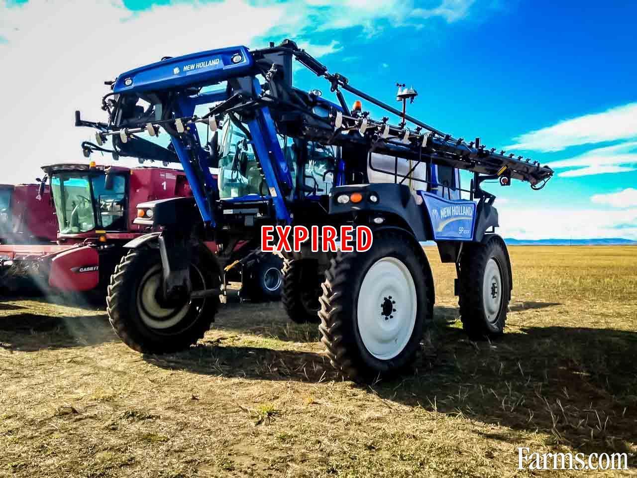 New Holland 2015 SP400F Other Chemical / Fertilizer Applicators