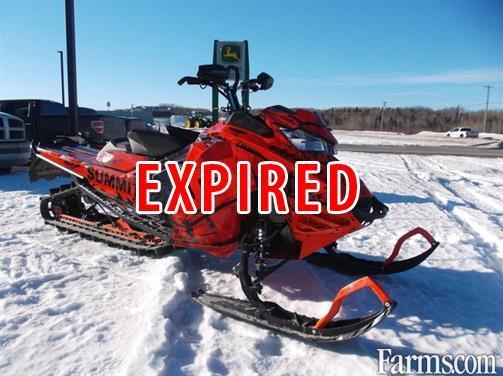 Ski-Doo 2021 Summit 850 SP 154 Snowmobiles
