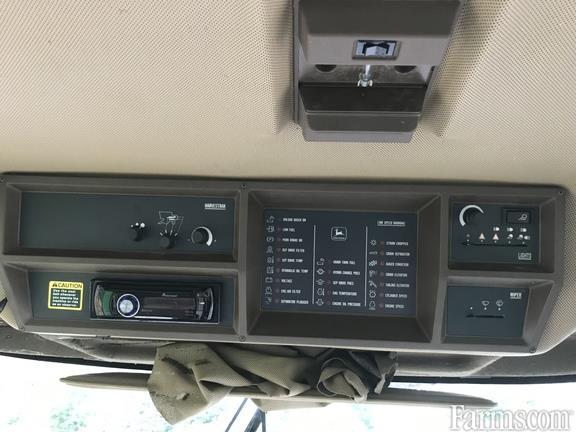 1999 John Deere 9510