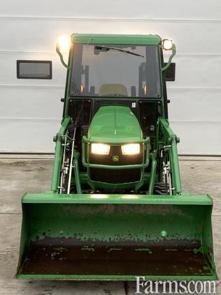 John Deere 2015 1025R Other Tractors