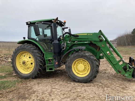 John Deere 2016 6145R Other Tractors