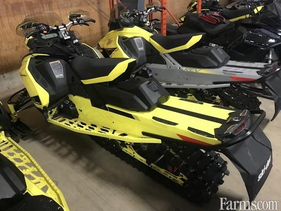 Ski-Doo 2021 Renegade X 850 Snowmobiles