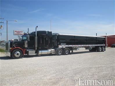 Grain Trucks For Sale >> Peterbilt 2005 379 Farm Grain Trucks Heavy Duty For Sale