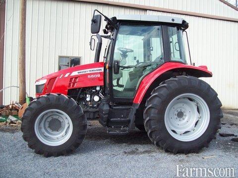 2013 Massey Ferguson 5609