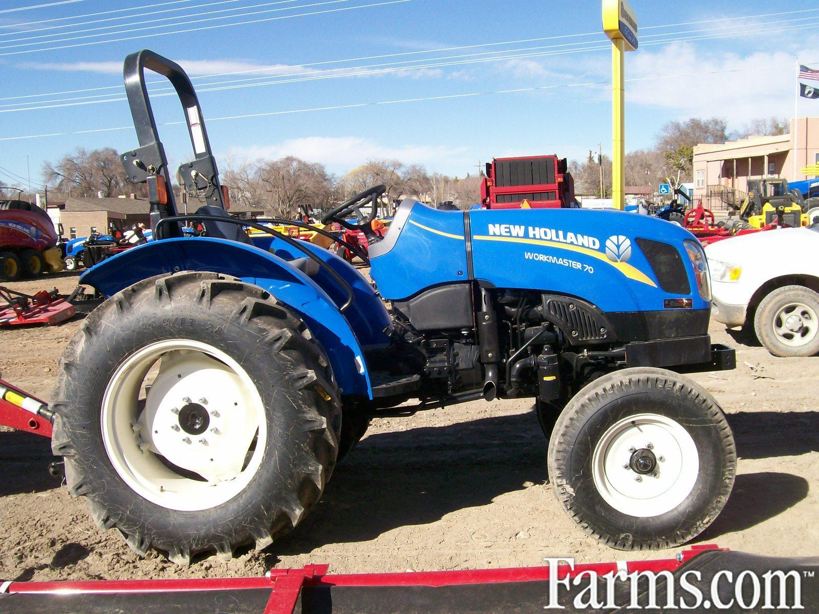 New Holland 2016 Workmaster 70 Other Tractors for Sale | USFarmer com