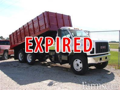 Grain Trucks For Sale >> Gmc 1995 Farm Grain Trucks Heavy Duty