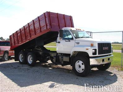 Grain Trucks For Sale >> Gmc 1995 Farm Grain Trucks Heavy Duty For Sale Usfarmer Com