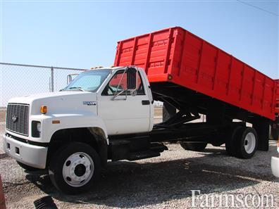 Grain Trucks For Sale >> 1995 Chevrolet Kodiak Grain Truck