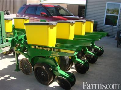 John Deere 7300 4 Row Planter For Sale Farms Com