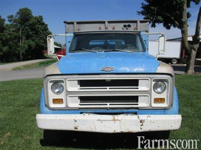 Grain Trucks For Sale >> Chevrolet 1967 C60 Farm Grain Trucks Heavy Duty