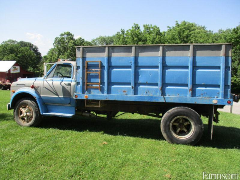 Chevrolet Dealers In Ky >> Chevrolet 1967 C60 Farm / Grain Trucks - Heavy Duty for ...