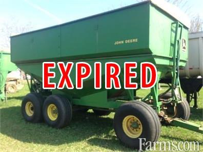 Parker 6600 Gravity Wagons