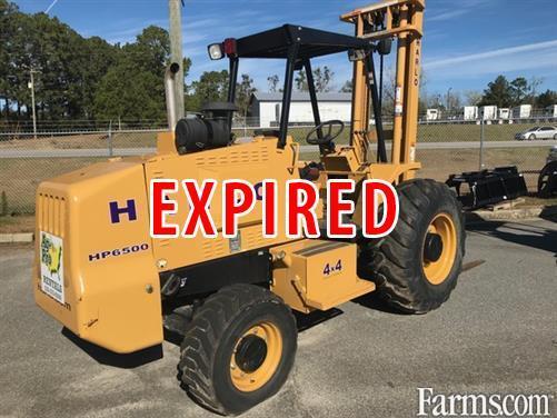 Harleman Mfg. HP6500 Forklifts