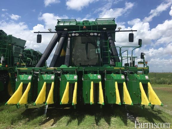 John Deere 2020 CP690 Cotton Pickers / Strippers