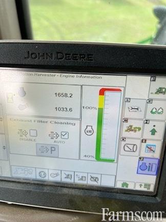 2017 John Deere CP690