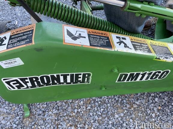 2016 Frontier DM1160