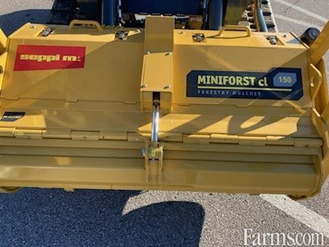 Seppi 2021 Mini Forst 150 Attachments