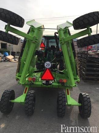 2021 Schulte Industries FX-318