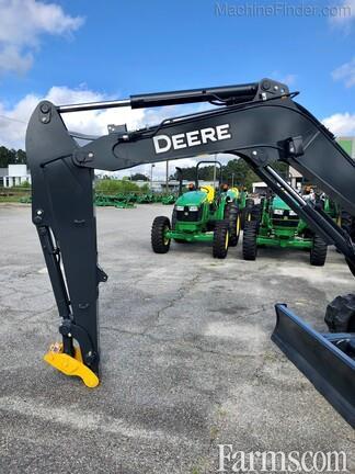 2021 John Deere 60G