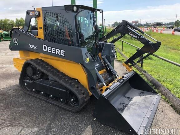 2021 John Deere 325G