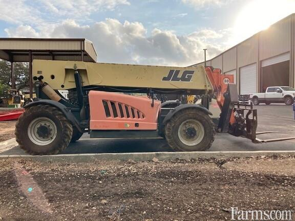 2012 JLG G10-55A