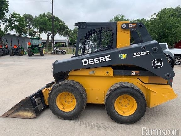 2018 John Deere 330G