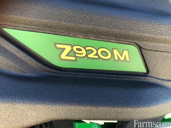 2019 John Deere Z920M