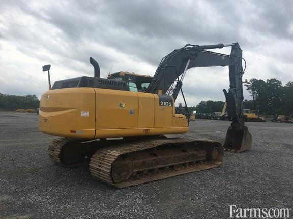 John Deere 2015 210G LC Excavators