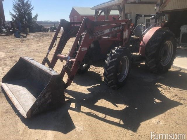 JX1075 CaseIH Tractor