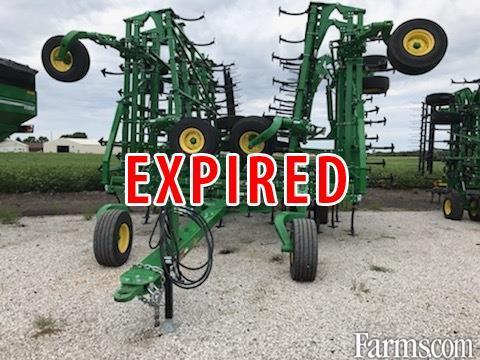 John Deere 2020 2230 Field Cultivators