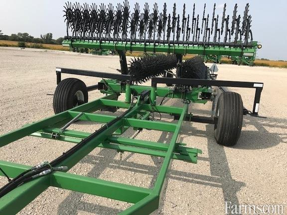 Yetter 60' Rotary Hoes