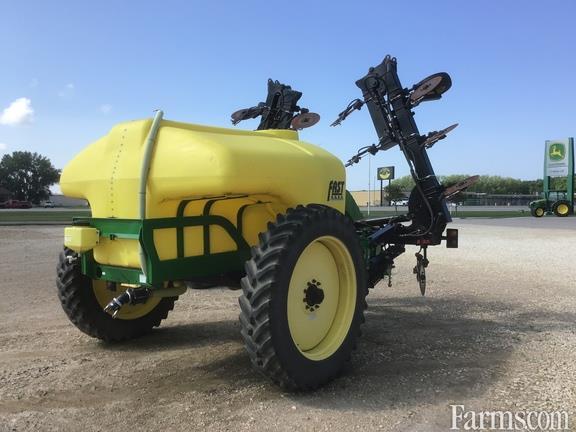 Fast 2012 8318 Sprayers - Pull Type