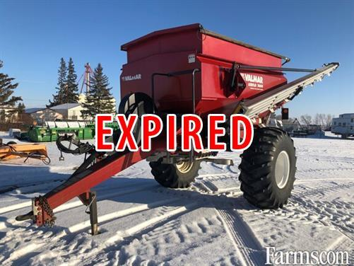 Salford 2010 7600 pt Fertilizer Applicators - Dry