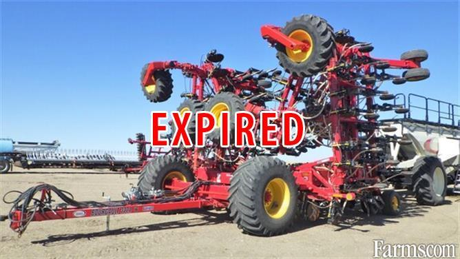 """2016 Bourgault 3320-68' 12"""" DS MRB / 7700"""