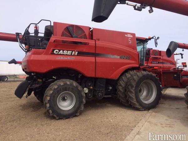 2015 Case IH 8240 Combine