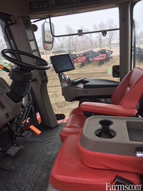 2018 Case IH 470Q 4WD Tractor