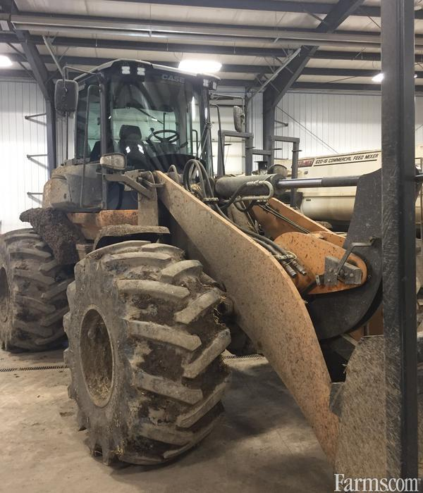 2019 Case Ih 721GXR Backhoe and Loader