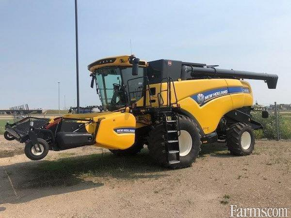 2018 New Holland CX8.80 Combine