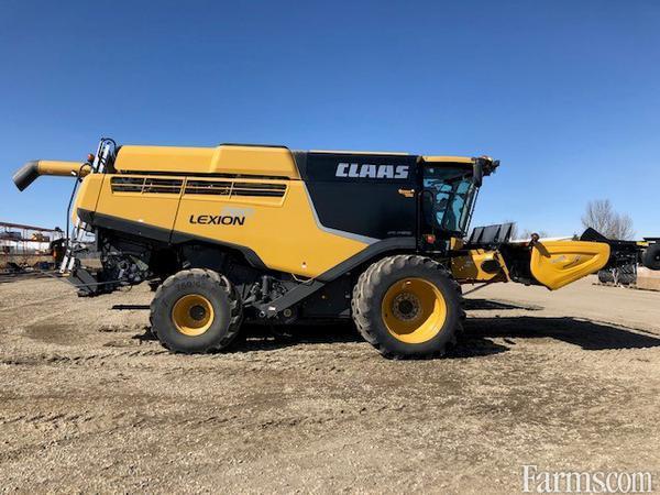 2018 Claas 760 Combine