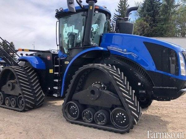 2021 New Holland T9.600 4WD Tractor