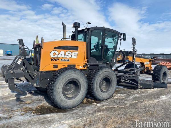 2017 Case Ih 885B Grader