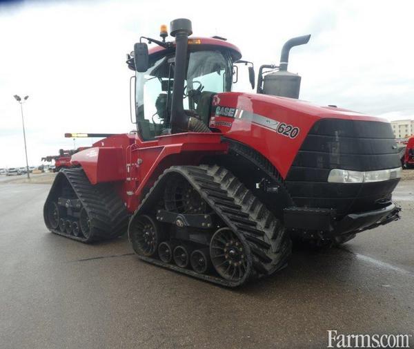 2016 Case IH 620Q 4WD Tractor